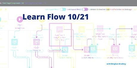 Learn Flow 10/21 tickets