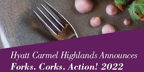 Forks. Corks. Action!  2022 May Winemakers Dinner tickets