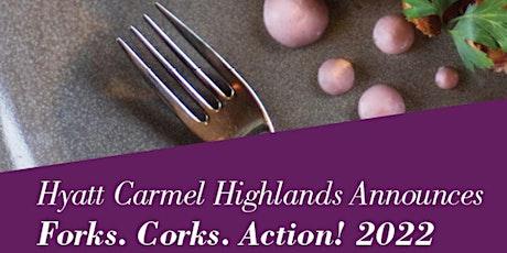 Forks. Corks. Action!  2022 September California Wine Month Tasting tickets