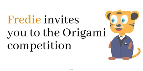 Origami Competition tickets