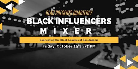 BLAC Influencer's Mixer tickets