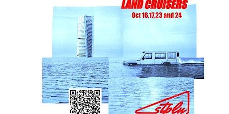 Land Cruisers biljetter