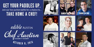 Edible Austin Chef Auction: A Charity Event