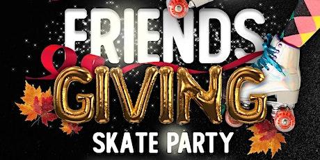 Friendsgiving Skate Event 2021 tickets
