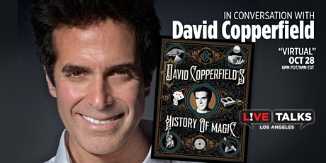 An Evening with David Copperfield (Virtual Event) tickets