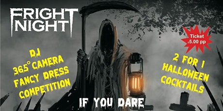 Fright Night Halloween Ball tickets