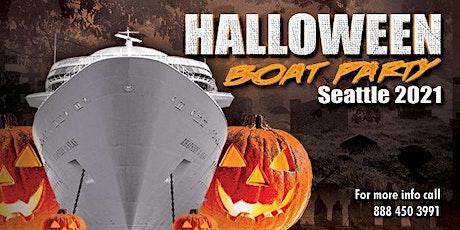 Halloween Boat Party Seattle 2021 tickets