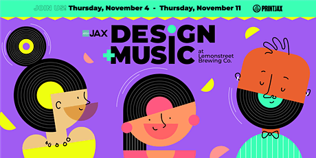 Design+Music 2021 Poster Show tickets