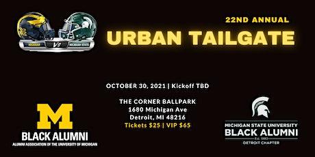 Urban Tailgate 2021 tickets