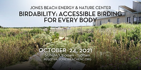 Birdability: Accessible Birding For Every Body tickets
