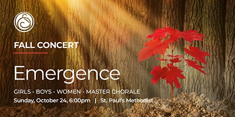 Sing Omaha presents: Emergence tickets
