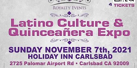 Latino Culture & Art Quinceanera Expo tickets