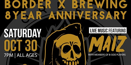 BX 8yr Anniversary Kickoff with Maiz tickets