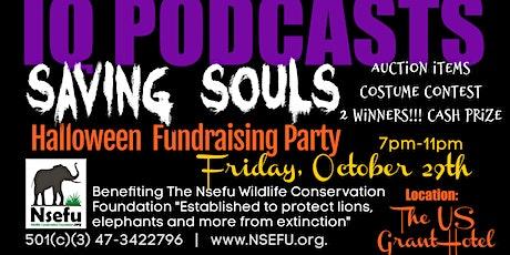 Saving Souls Halloween Fundraiser tickets