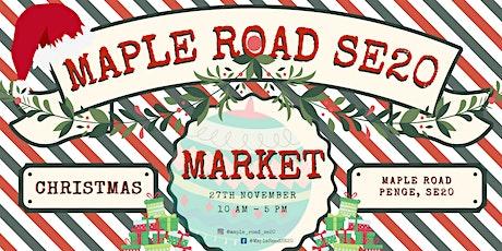 Maple Road SE20 Christmas Market tickets