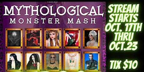 Mythological Monster Mash REBOOT tickets