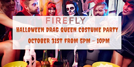 HALLOWEEN DRAG QUEEN COSTUME PARTY OCTOBER 31ST from 5pm – 10pm tickets