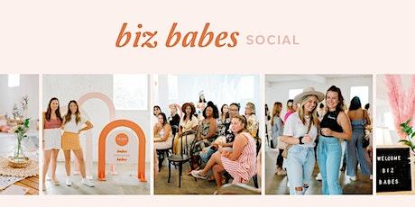 Biz Babes Social - October 23 tickets