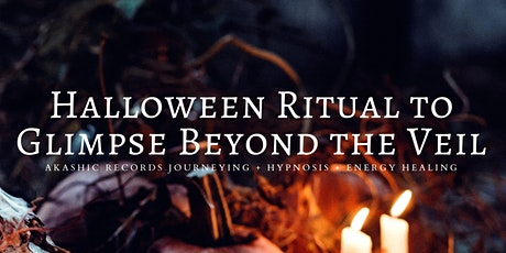 Halloween Ritual to Glimpse Beyond the Veil tickets