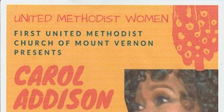FUMC-United Methodist Women Gospel Concert tickets