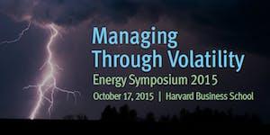 12th Annual Energy Symposium at Harvard Business...
