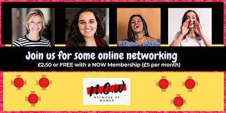 Networking for WOMEN - N.O.W (Network Of Women) tickets