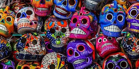 Eve of Dia de los Muertos South American Wine Dinner & Costume Party tickets