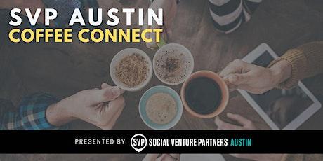 SVP Austin Coffee Connect tickets