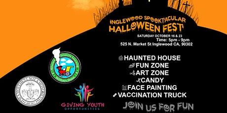 Inglewood  Spooktacular Halloween Fest tickets