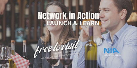 Networking Event-  Launch and Learn with NIA FREE EVENT tickets