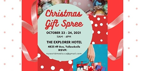 Christmas Gift Spree tickets