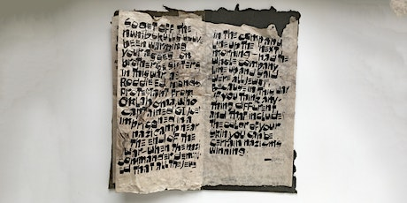 Thomas Ingmire Lecture: The Calligraphic Book tickets