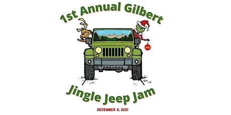 Gilbert Jingle Jeep Jam tickets