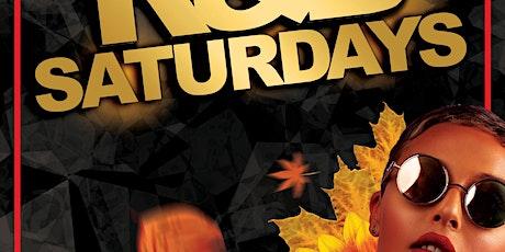 R&B Saturdays tickets