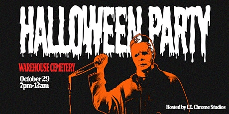 Halloween WareHouse Cemetery Party tickets