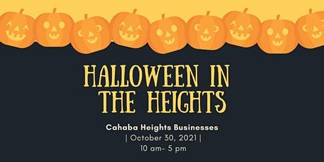 Halloween in the Heights tickets