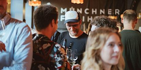 Einsteiger Tasting - Weinprobe im Tasting Room - Munich Wine Rebels Tickets