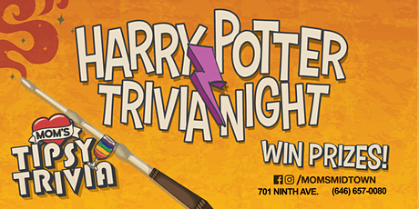 Harry Potter Trivia Night at Mom's Kitchen tickets