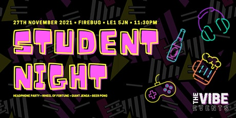 STUDENT NIGHT tickets