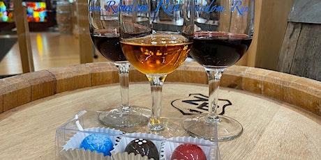 Artisanal Chocolate & Wine Pairing @ Freedom Run Winery tickets