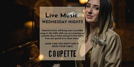 LIVE MUSIC WEDNESDAY NIGHTS WITH NATA & BBR | 2 FREE COCKTAILS PER TICKET tickets