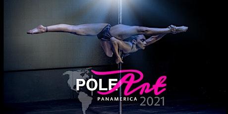 POLE ART PANAMERICA 2021 boletos
