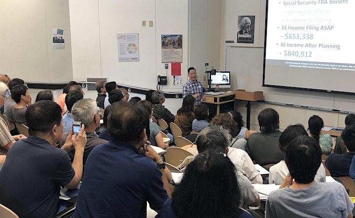 2022 Medicare San Jose Seminar(in Chinese)聯邦紅藍卡講座-Wed@10am image