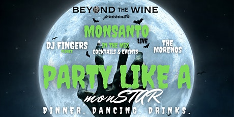 PARTY LIKE A monSTAR! tickets