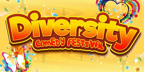 The Diversity Comedy Festival tickets