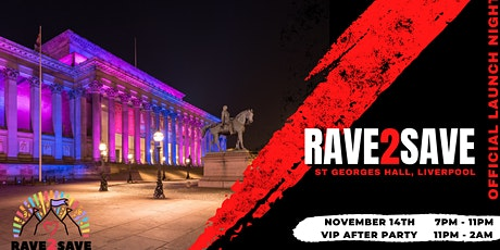 The Rave2Save Foundation Red Carpet Charity Launch Event tickets