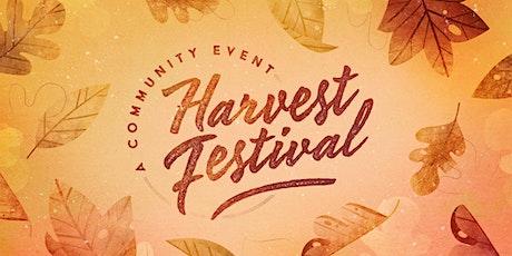 Free Family Harvest Festival tickets