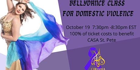 Bellydance for Domestic Violence tickets