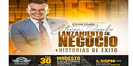 "Vida Divina Modesto CA ""IMPARABLES"" tickets"