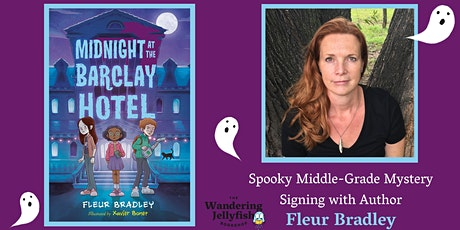 Spooky Middle-Grade Mystery Signing with Author Fleur Bradley tickets